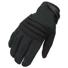 Condor Stryker Tactical Combat Mens Gloves Padded Knuckle Airsoft Hunting Black