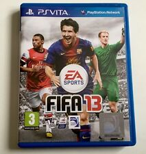 FIFA 13 VIDEOGAME FOR THE SONY PS PLAYSTATION VITA - FREE POSTAGE!