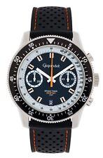 Gigandet SPEED TIMER Herren Chronograph mit Datumsanzeige Silikonarmband G7-001