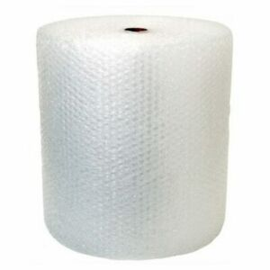500MM x 100M SMALL BUBBLE WRAP CUSHIONING STRONG GOOD QUALITY BUBBLE 100 METERS