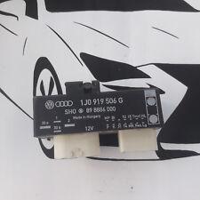 Modulo electroventilador Seat  VW AUDI SKODA 1J0919506G SH0 898886000