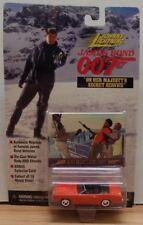 On Her Majesty's Service James Bond 007 Johnny Lightning 1:64 Die-cast 72718DBT2