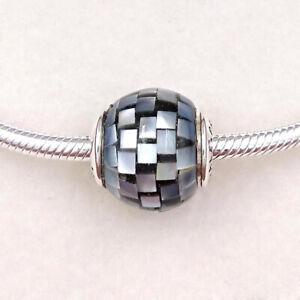 Genuine PANDORA Essence BALANCE Silver Charm - 796080MMB