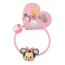 From JAPAN Disney Hair rubber candy Tsumutsumu Minnie TSUM TSUM / With Tracking!