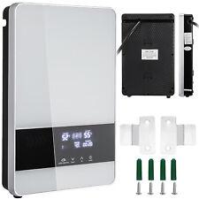 Instant Electric Hot Water Heater Boiler 24KW Tankless Water Heater Digital
