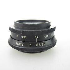 M42 Industar-50-2 3.5/50 Objektiv / lens