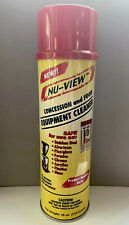 Nu-View Concession Cleaner - Food Equipment - Food Truck - Popcorn Machine