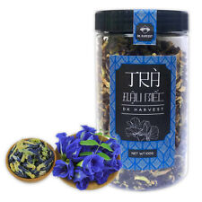 Dk Harvest Raw Dried Pea Flower Tea - 100g prevent wrinkles and anti ageing