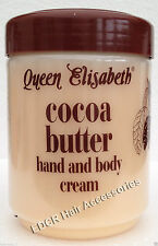 QUEEN ELISABETH COCOA BUTTER HAND FACE AND BODY CREAM  500ml Best Deal