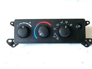 P55056568AC OEM! 2005-2007 Dodge Dakota Ram 1500 A//C Heater Climate Control P