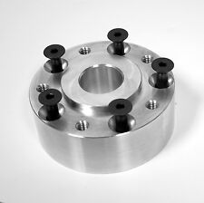 Accutronix ROTOR SPACER, WIDE-GLIDE, 2000-03' XL & FXD - Polished