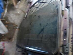 LINCOLN LS 2000 2001 2002 SUNROOF GLASS