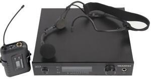 Trantec S5.5 Wireless Microphone System, BNIB
