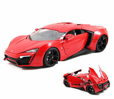 JADA 1:18 Fast Furious Lykan Hypersport diecast metal model car new in box 97388