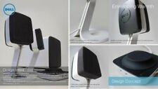 New DELL Computer SPEAKER System AY410 Multimedia PC Sound MUSIC Gaming AUDIO
