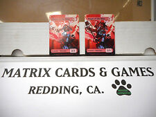 MTG SCG Game Night  2 foil Magus of the Moo tokens  *NEW* Matrix Cards and Games