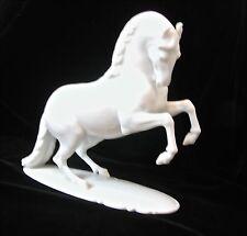 ROSENTHAL Prof. Theodor KARNER Rearing Porcelain Horse Figure Statue  ***MINT***