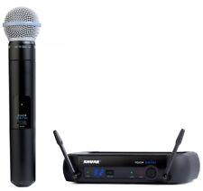 Shure PGXD24/BETA58-X8 Handheld Microphone Wireless System: PGXD4 & BETA 58A Mic