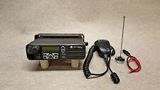 Motorola XPR4550  UHF 403 - 470 MHz TRBO and Analog HAM GMRS