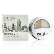 Cargo Double Agent Concealing Kit - 4N Medium 2.7g Concealer