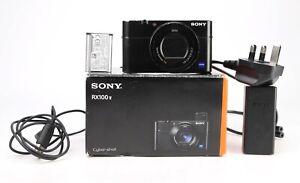 Sony Cyber-shot DSC-RX100 Mark V DSLR Compact Camera & Integrated 24-70mm Lens