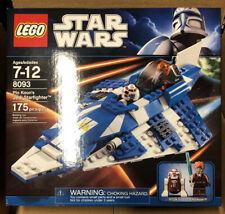 LEGO 8093 Star Wars PLO KOON'S Jedi Starfighter - New Sealed