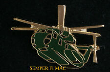 HH-3E JOLLY GREEN GIANT LAPEL HAT PIN UP US AIR FORCE PILOT CREW WING GIFT HELO