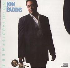 JON FADDIS - INTO THE FADDISPHERE -  CD MADE IN JAPAN - EPIC RECORDS 1989 - OOP