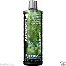 Brightwell Ferrion 250ml Liquid Iron Aquarium Supplement Fast Free USA Shipping
