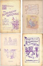 The Illustrated Quarterly (of Uddingston) by James W. Weddell (Paperback, 1895)
