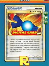 Rare Candy (HGSS)  - for Pokemon TCG Online ( ptcgo in Game Card)