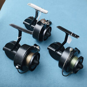 Garcia Mitchell 304 CAP Lot 3 Spinning Fishing Reels for Parts or Repair