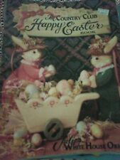 Decorative Tole Painting Pattern Book Country Club Happy Easter