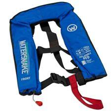 Watersnake Kids Life Jackets Inflatable Auto/Manual PFD