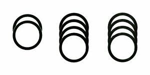 1pc Shimano Bottom Bracket Single Spacer Black sizes 2.5 mm 1.8 mm 0.7 mm