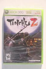 Tenchu Z Xbox 360 US NTSC in neuwertigem und vollständigen Zustand selten