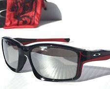 NEW* OAKLEY CHAINLINK TROY LEE Black w BLACK Iridium Lens Sunglass 9247-19 $180