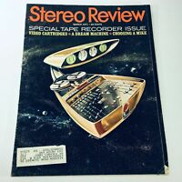 VTG Stereo Review Magazine March 1971 - Video Cartridges / A Dream Machine