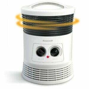 Honeywell HHF360W 360 Degree Surround Fan Forced Heater White Free Shipping NEW