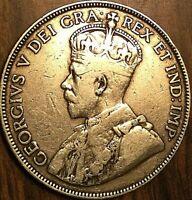 1916 CANADA SILVER 50 CENTS COIN HALF DOLLAR
