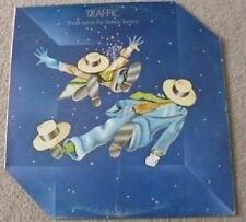 "Traffic Steve Windwood Jim Capaldi 12"" 33rpm LP Record 70s British Prog Rock ."
