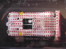 EBBRO DOME S101 MUGEN Michigani Ara Kaneishi 24 h DU MANS 2005 1:43 Neuf boite