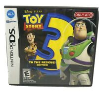 Toy Story 3: To The Rescue! Edition Nintendo DS Complete Tested Works