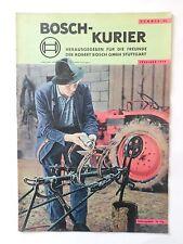 ORIG. BOSCH KURIER STUTTGART 24-1959  MOTORSPORT MAYBACH BMW 600 KLAIß REMSCHEID