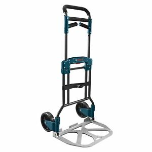 Bosch XL-CART Large Load Capacity Compression Strap Click and Go Storage Cart