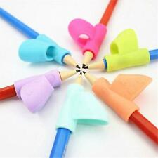 6pcs Writing Corrector Pencil Grip Montessori Toys for Children Kids Learning