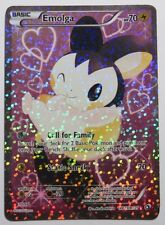Emolga ex Pokemon Card - RC23/RC25 Legendary Treasures Radiant Collection