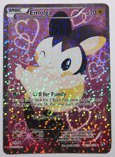 Emolga ex Pokemon Card - RC23/RC25 Legendary Treasures Radiant Collection