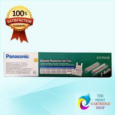 1 Roll Only Genuine Panasonic Kx-fa54e Replacement Ink Film Cartridge