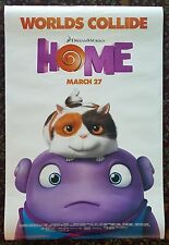 HOME Movie Poster 27x40 2-Sided Authentic Final Version